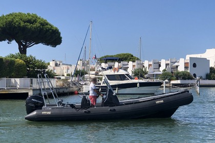 Location Semi-rigide Sillinger 765 Silverline Port Camargue