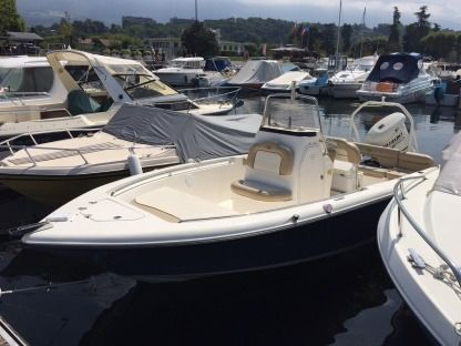 Charter Motorboat Keywest 189Fs Aix-les-Bains