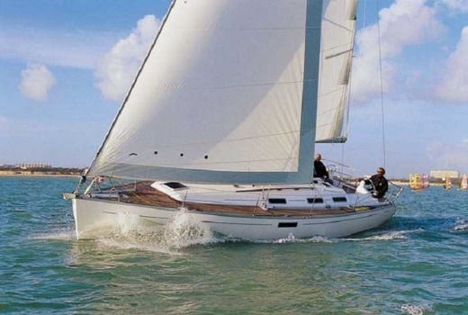 Sailboat Dufour 385 peer-to-peer