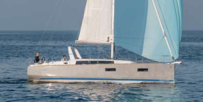 Rental Sailboat Beneteau Oceanis 38 Catania