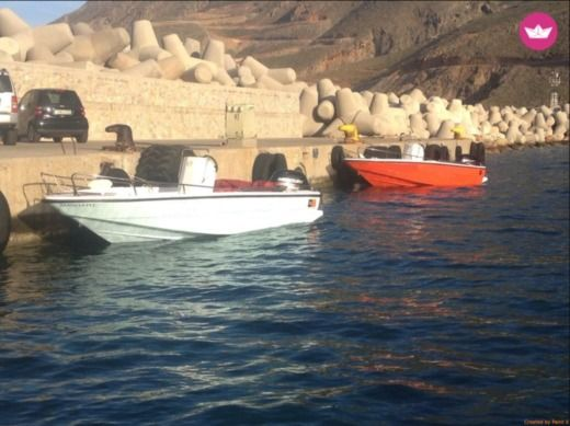 Mare 5.5M 80Hp in Hora Sfakion peer-to-peer