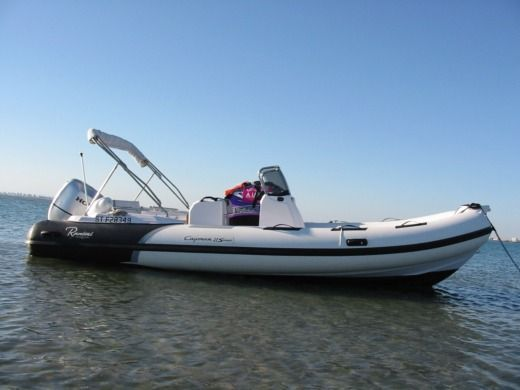 Charter rIB in Port-Camargue