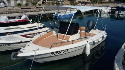 Charter Motorboat Coverline 5.50 Coverline 5.50 Preko