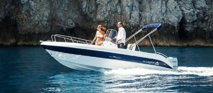 Charter Motorboat Allegra All 19 Open Ameglia
