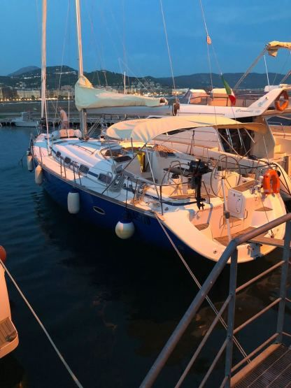Rental Sailboat Bavaria 50 Cruiser Naples