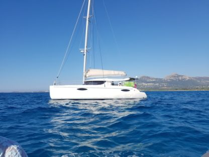Location Catamaran Fountaine Pajot Orana44 Ajaccio