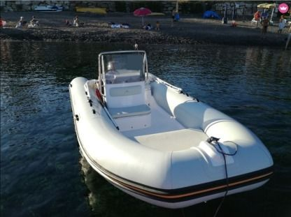 Rental RIB Capelli Tempest 505 Capoliveri