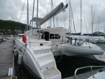 Location Catamaran Bavaria Nautitech 441 Le Marin