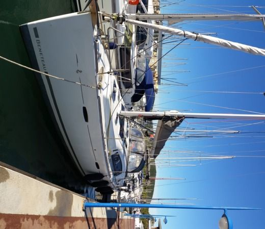 BENETEAU Oceanis 40 in Bormes-les-Mimosas for hire