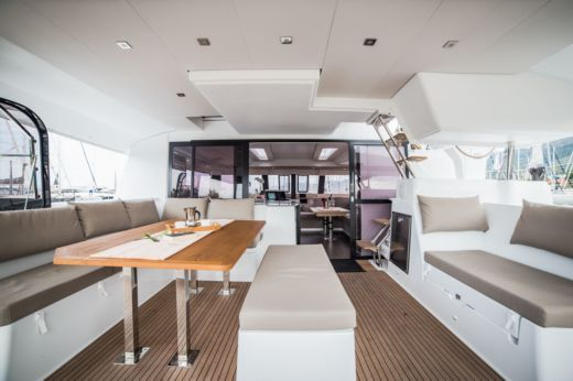 Fountaine Pajot Saba 50 in Trogir