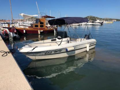 Charter Motorboat Sessa Marine Key Largo 17 Murter