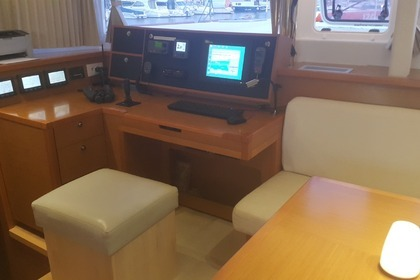 Location Catamaran LAGOON 450 (3+1) Ibiza