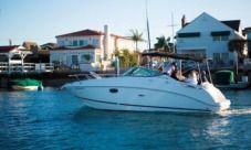 Rental Sea Ray 27 Foot Sundancer 260 in Newport Beach - Click&Boat