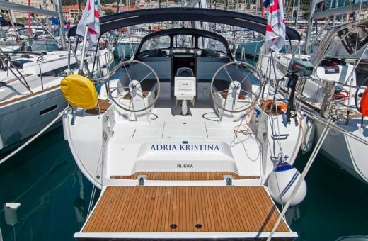 Bavaria 46 Cruiser Adria Kristina in Split for hire
