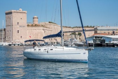 Location Voilier Harmony - Poncin Yachts Harmony 38 Marseille