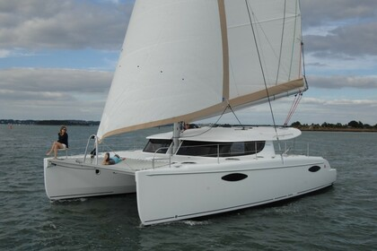 Location Catamaran FOUNTAINE PAJOT Orana 44 with watermaker Cienfuegos