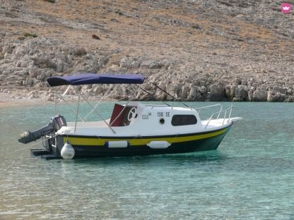 Rental Motorboat 2005 Arba 500 Senj