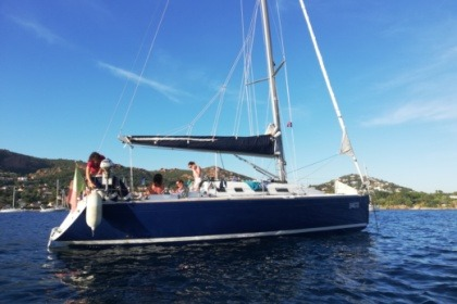 Rental Sailboat BENETEAU FIRST 40.7 Savona