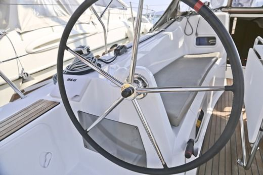 Jeanneau Sun Odyssey 349 in Volos for hire