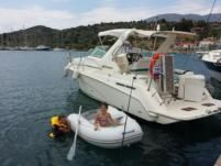 Motorboat Cruisers 1995 for hire