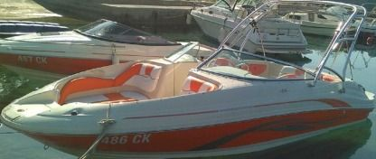 Rental Motorboat Sea Ray 220 Crikvenica