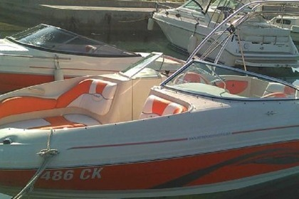 Charter Motorboat SEA RAY 220 Crikvenica