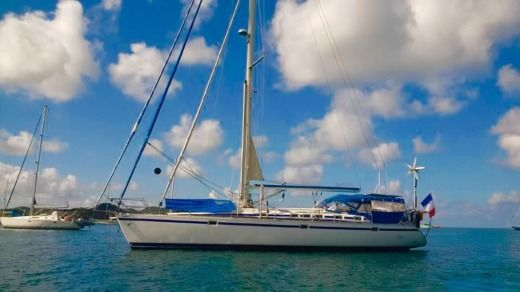 Beneteau Oceanis 510 in Le Marin for hire