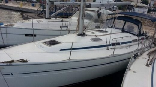Bavaria 38 in Lavrion for hire