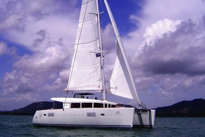 Location Catamaran LAGOON 400 Phuket