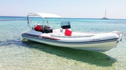 Location Semi-rigide Selva Marine 650 Ibiza