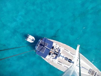 Charter Sailboat Jeanneau Sun Odyssey 51 San Blas Islands