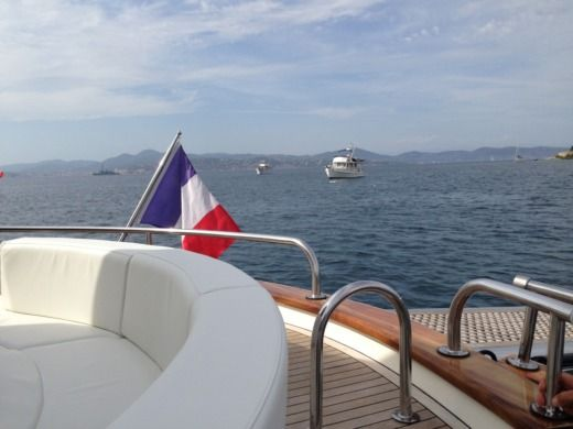 Apreamare 48 a Saint-Tropez tra privati