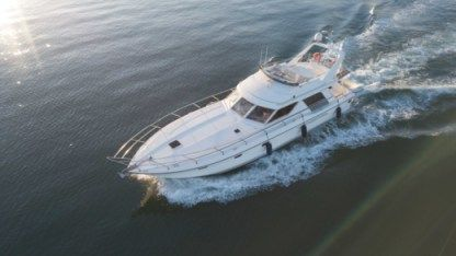 Charter Motorboat Princess 55 Athens
