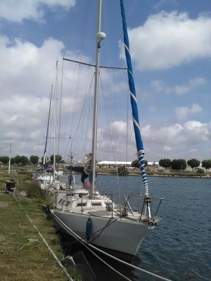 Charter Sailboat Chantier Du May Petit Prince 14 M Le Havre