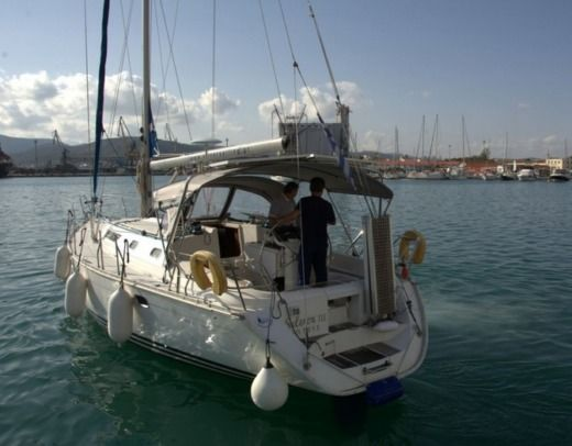 Sailboat JEANNEAU Sun Odyssey 42.2 peer-to-peer