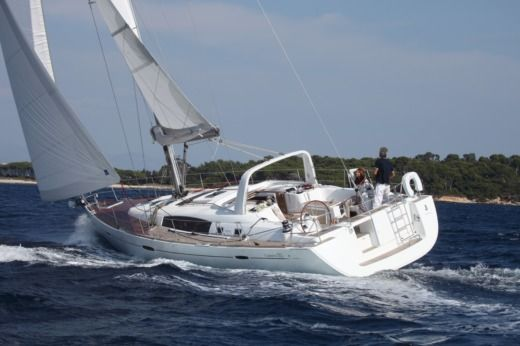 Beneteau Oceanis 50 Family in Achillio for hire