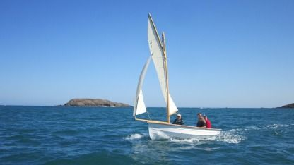 Charter Sailboat Grand Largue Bounty Saint-Briac-sur-Mer