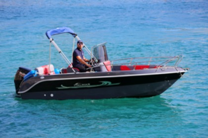 Rental Motorboat Coque Rigide 5,50m 70CV 7 pers Cassis