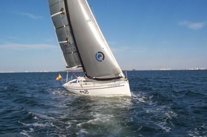Charter Sailboat Tucana Tucana Sail 28 Altea