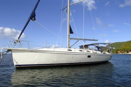 Dufour Gib Sea 43 in Pointe-a-Pitre peer-to-peer