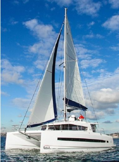 Rental Catamaran Bali 4.3 Split