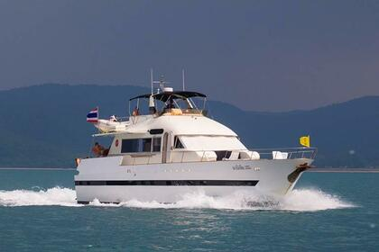 Hire Motorboat Tarquin 64 Pattaya