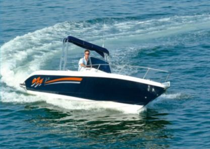 Charter Motorboat Terminal Boat Free Bord 18 Empuriabrava