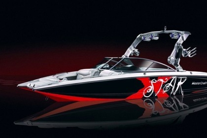 Charter Motorboat Mastercraft X-Star Peoria