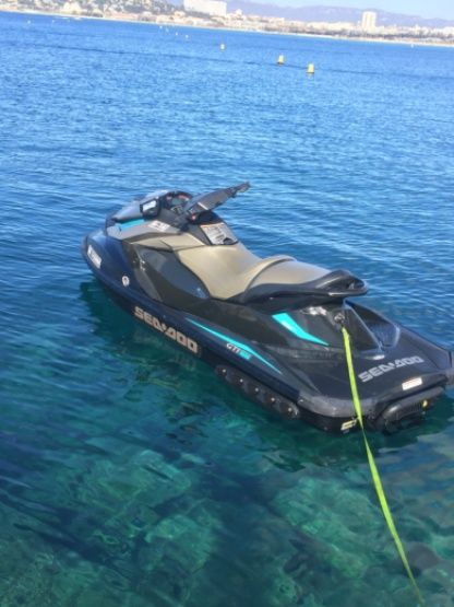 Location Jet-ski Seadoo 155 Marseille