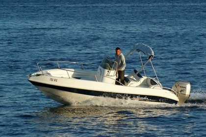Rental Motorboat Speeder 560 Hvar