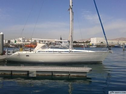 Charter Sailboat Elan 431 Owner Lanzarote