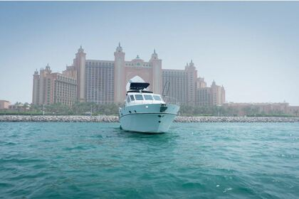 Rental Motor yacht Majesty 70ft Dubai
