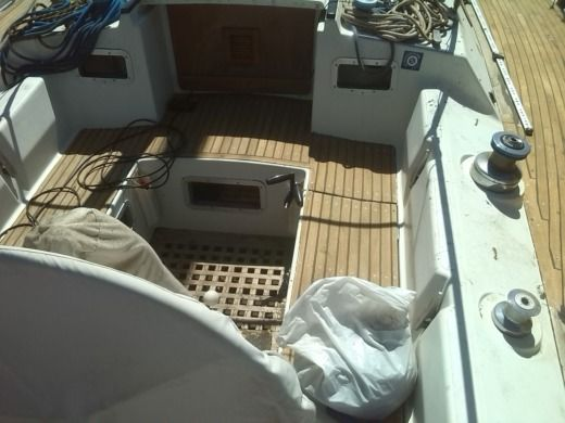 Beneteau First 38 in Castelsardo SS for hire