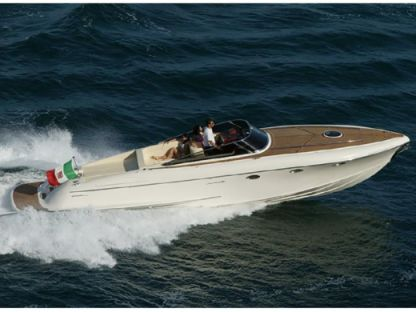 Charter Motorboat Off-Shore Superclassic 40 Ostia